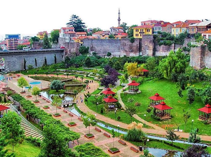 Trabzon Zağnos Kentsel Dönüşüm